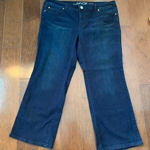 ⭐️NWOT⭐️ INC Boot leg Jeans 18WP